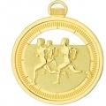 Medalis - Bėgimas - Auksas